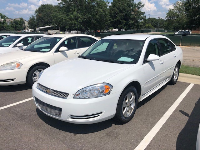 2014 Chevrolet Impala- 59546 - UA Fleet Auction | The ...